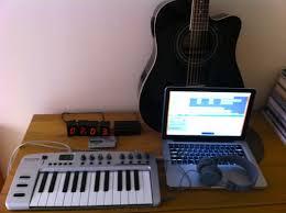 The Super Mini Music Production Studio