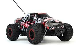100 Truck Suspension Cheetah King Remote Control Toy RC Rally Car 24 GHz 116