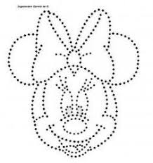Mickey Mouse Pumpkin Stencils Free Printable by 5