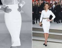 fashion done write in a pencil skirt strutting in style nancy
