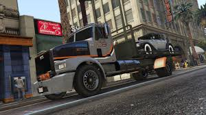 100 Gta Tow Truck MTL Flatbed AddOnOIV Wipers Liveries Template