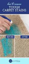 How Remove Wax From Carpet by This Is The Best Way To Remove Tough Carpet Stains Iron