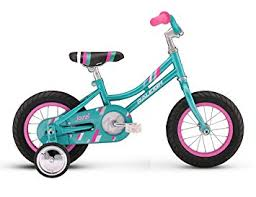 Raleigh Bikes Girls Jazzi 12 Bike One Size Teal