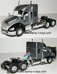 100 Toy Kenworth Trucks DCP 4044cab T680 Tractor