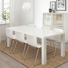 toresund tisch weiß hochglanz 180x90 cm