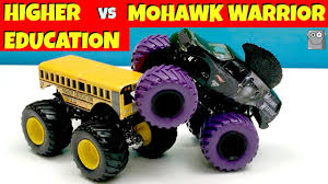 HIGHER EDUCATION Vs MOHAWK WARRIOR Monster Jam Trucks - YouTube Product Page Large Vertical Buy At Hot Wheels Monster Jam Stars And Stripes Mohawk Warrior Truck With Fathead Decals Truck Photos San Diego 2018 Stock Images Alamy Online Store Purple 2015 World Finals Xvii Competitors Announced Mighty Minis Offroad Hot Wheels 164 Gold Chase Super Orlando Set For Jan 24 Citrus Bowl Sentinel Top 10 Scariest Trucks Trend