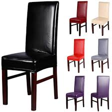 Super Deal #1346 11 Colors Faux Leather Chair Cover ... Christmas Decoration Chair Covers Ding Seat Sleapcovers Tree Home Party Decor Couch Slip Wedding Table Linens From Waxiaofeng806 542 Details About Stretch Spandex Slipcover Room Banquet Dcor Cover Universal Space Makeover 2 Pc In 2019 Garden Slipcovers Whosale Black White For Hotel Linen Sofa Seater Protector Washable Tulle Ideas Chair Ab Crew Fabric For Restaurant Usehigh Backpurple