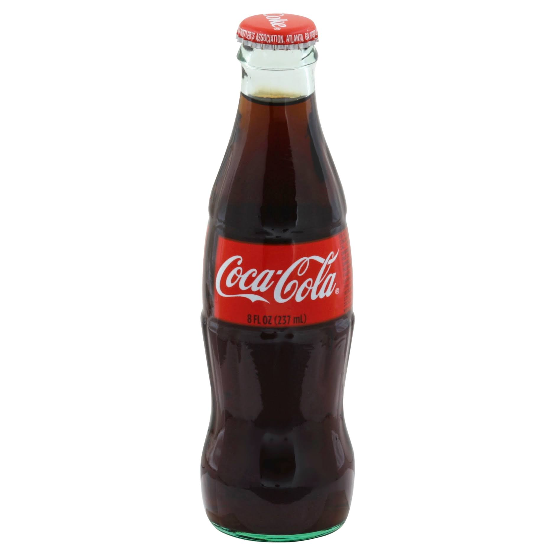Coca Cola Soda - 8 fl oz