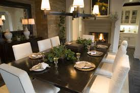 Black Kitchen Table Decorating Ideas by Dining Room Set Up Ideas Christmas Lights Decoration
