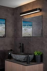 madelon wandleuchte badezimmer led 1x9w 2700k ip44