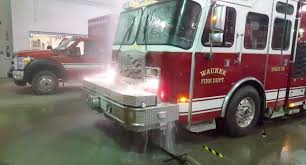 Iowa Firefighters Invent Amazing Fire Engine Car Wash Device | RTM ...