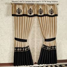 Jacobean Floral Country Curtains by Curtains And Drapes Touch Of Class