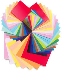 Yasutomo Origami Colored Paper Assortments Blick Art Materials Colouring Sheets