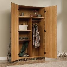 Sauder Beginnings Storage Cabinet Oregon Oak by Best Homeplus Storage Cabinet 411572 Sauder Sauder Beginnings
