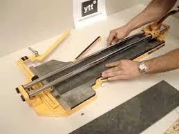 Ishii Tile Cutter Uk by Felker Fpc 28 Tile Cutter Www Yorkshiretilingtools Co Uk Youtube