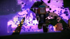 Minecraft Titanic Sinking Animation by Minecraft Story Mode A Block And A Hard Place Episode 4 1