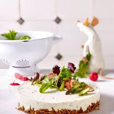 pikante quark torte