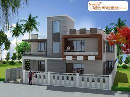 100 Duplex House Plans Indian Style With Photos Modern Design Es