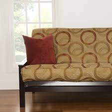 Target Sofa Bed Cover by Decor Wondrous Futon Slipcover For Comfy Home Furniture Ideas