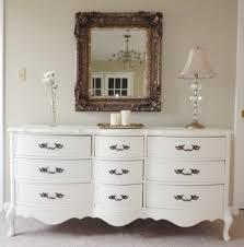 Hayworth Mirrored Dresser Antique White by Mirrored Dresser Home Furniture Ideas Featuring White Wooden