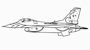 Detail 2014 Printable Airplan Coloring Pages