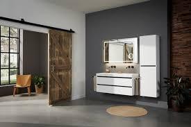 thebalux typ2 badezimmer möbel 121cm spiegel schrank waschtisch farbe wählbar