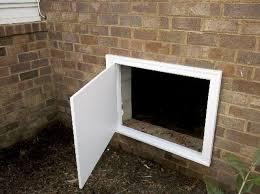 Crawl Space Door Home Depot Doors Garage Ideas