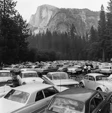 Yosemite National Park 1960s