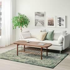vonsbäk teppich kurzflor grün 170x230 cm ikea schweiz