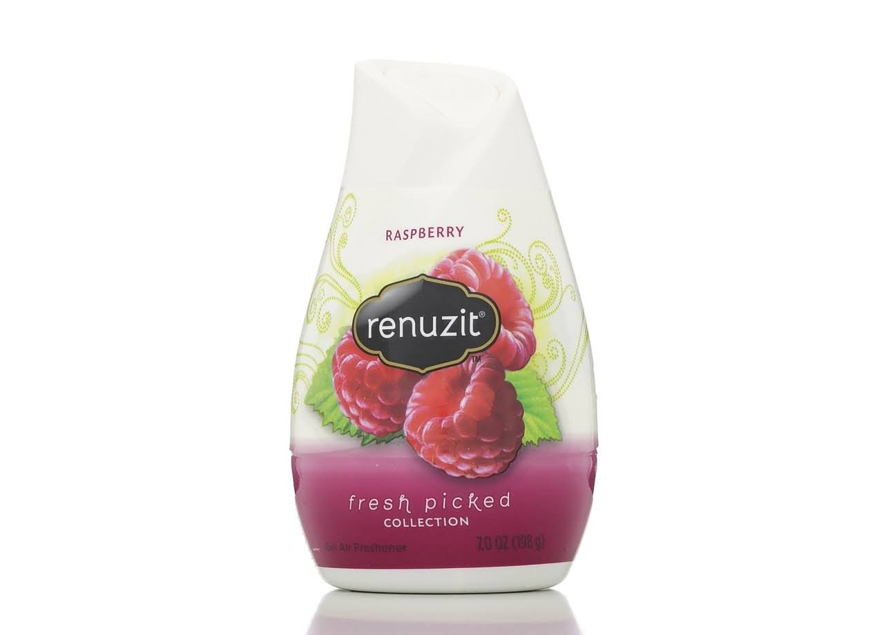 Renuzit Gel Air Freshener - Raspberry, 198g