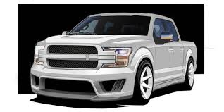 Saleen Prepares F-150-Based 2018 Sport Truck|Ford Authority