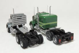 98 N Scale Trucks The Skally Line June 2015