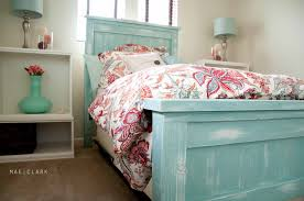 Ana White Headboard Twin by Ana White Twin Farmhouse Bed A Beachy Ish Version Diy Projects