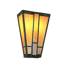 as 12 arroyo craftsman asheville series indoor wall sconce