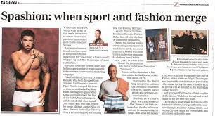 Newspaper Articles About Fashion