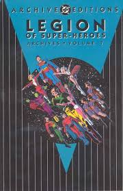Legion Of Super Heroes Archives Vol