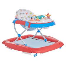 Dream On Me 2 In 1 Crossover Musical Walker And Rocker Red ...