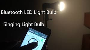 mipow playbulb wireless bluetooth smart led light bulb