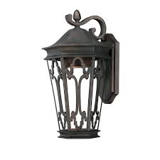 1 light outdoor wall lantern capital lighting fixture company
