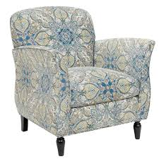 Madison Park MP100-0375 Escher Accent Chair In Blue Fabric On Brown Legs Leather Accent Chair Modern Wing Back Chair Amazoncom Christopher Knight Home 299753 Kendal Grey Fabric Accent Meadow Lane Classic Swoop Suri Blue K6499 A750 Bellacor Perfect Fniture Chairs Dinah Patio Aqua Elements Cart Hickorycraft Traditional Upholstered With Small Side Prinplfafreesociety Oxette Evergreen A30046 Bi Wize 31 Best Comfy For Living Rooms 2019 Most Comfortable Noble House Lezandro Tufted Teal Club Stud Accents Irene Contemporary Velvet Height