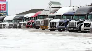 100 Loves Truck Stop Williston Nd I94 And I29 Reopen Statewide After Storm That Forced Big Rig