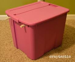 Christmas Tree Storage Container With Wheels by Craptastic Cheap And Easy Diy Christmas Ornament Storage
