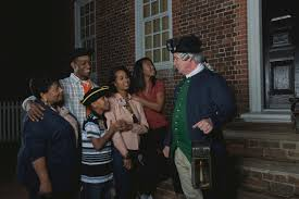 Colonial Williamsburg Halloween by Official Colonial Williamsburg Ghost Walk