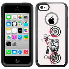 OtterBox muter Apple iPhone 5C Case 1955 Motorcycle Case