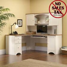 Ebay Corner Computer Desk by Desk Hutch Ebay