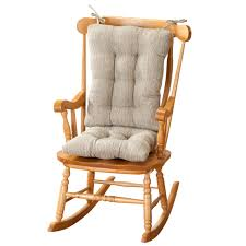 Tyson Rocking Chair Cushion Set - Rocker Cushions - Miles Kimball