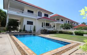 100 2 Story House With Pool Beautiful Story House With Private Pool Hua Hin