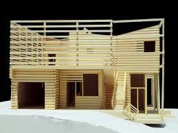 100 Holl House A Linear Wooden Beach Full Of Light By Steven