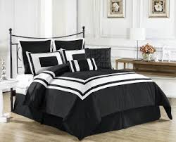 Black and White Bedding – Ease Bedding with Style