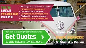 Find A Great VW Campervan Insurance Policy